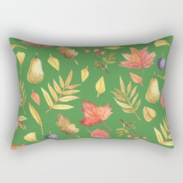 Leaves Are Falling This Fall Rectangular Pillow