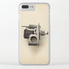 the Forgotten Workshop series- Switch 2 Clear iPhone Case