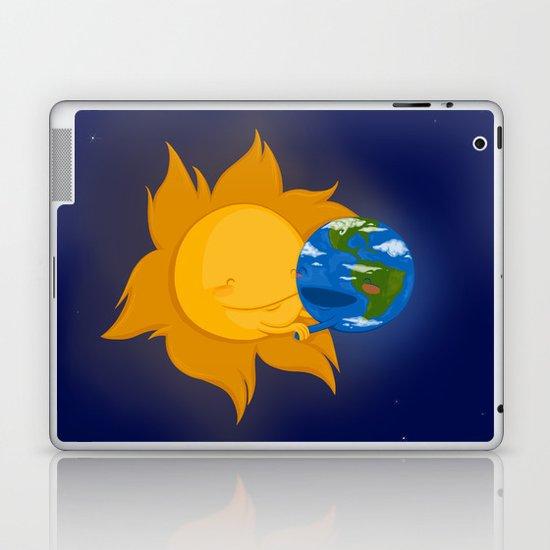 Global Warming #1 Laptop & iPad Skin