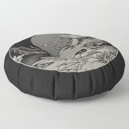 VOYAGE - CIRCLE Floor Pillow