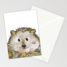 Little Hedgehog Stationery Cards