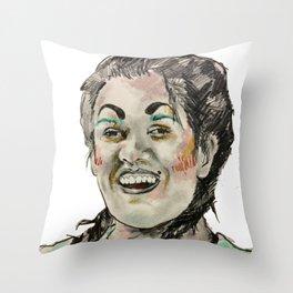 Dopey Abbi Throw Pillow