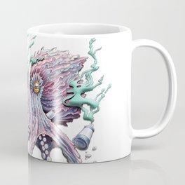 Octospray Coffee Mug