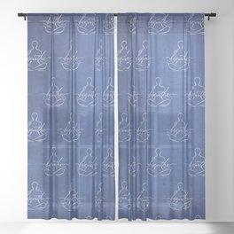 Breathe Sheer Curtain
