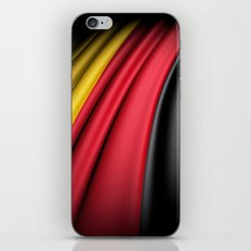 Flag of Germany iPhone & iPod Skin