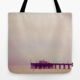 Over the ocean Tote Bag