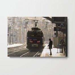 Nice Departure Metal Print