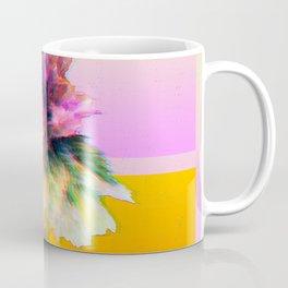 Clashing Stars Print Coffee Mug