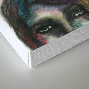 Gossip Canvas Print