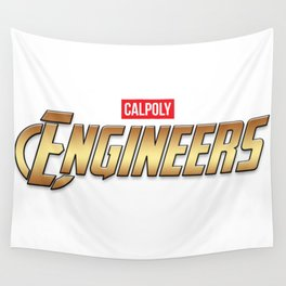 Cal Poly Engineer (Engineers) Wall Tapestry