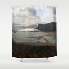 Crete, Greece 3 Shower Curtain