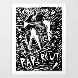 KRIEG Art Print