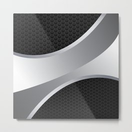 Spynx No. 3 Metal Print