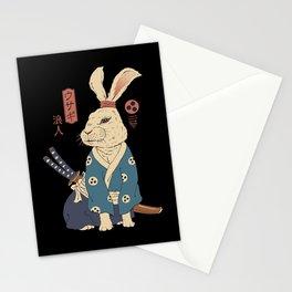 Ronin Usagi Stationery Cards