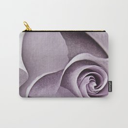 lavender rose Carry-All Pouch