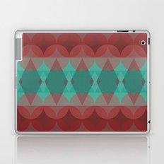 Red vs. Green Laptop & iPad Skin