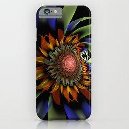Centauri Sunflower iPhone Case