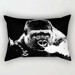 Gorilla Vape Rectangular Pillow