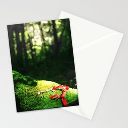 The Key II Stationery Cards