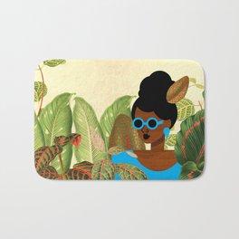 Bayou Girl III Bath Mat