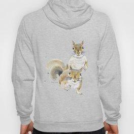 Two Squirrels Hoody