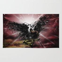 cris´s vulture Rug