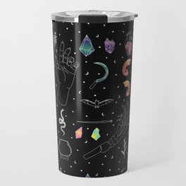 Dark Arts Starter Kit 2 - Illustration Travel Mug