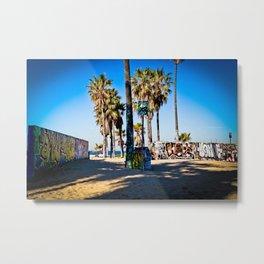 Venice Beach #3 Metal Print