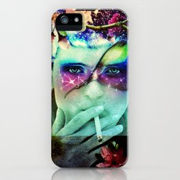 Dead and Famous: Ian Curtis (Joy Division) iPhone Case
