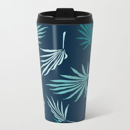 Blue Lagoon #2 Metal Travel Mug