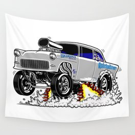 Quicksilver Gasser Wall Tapestry
