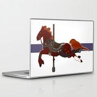nori Laptop & iPad Skins featuring Nori by MarieJacquelyn