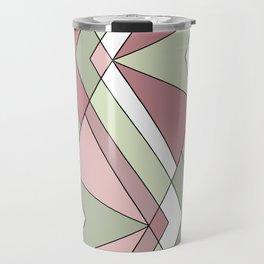 Abstraction. Pistachios. Travel Mug