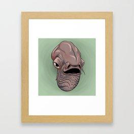 It's A Trap (Still) Framed Art Print