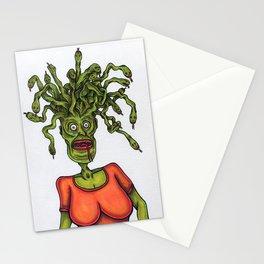 Lady Snake Stationery Cards