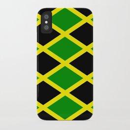 Jamaica Jamaica Jamaica iPhone Case