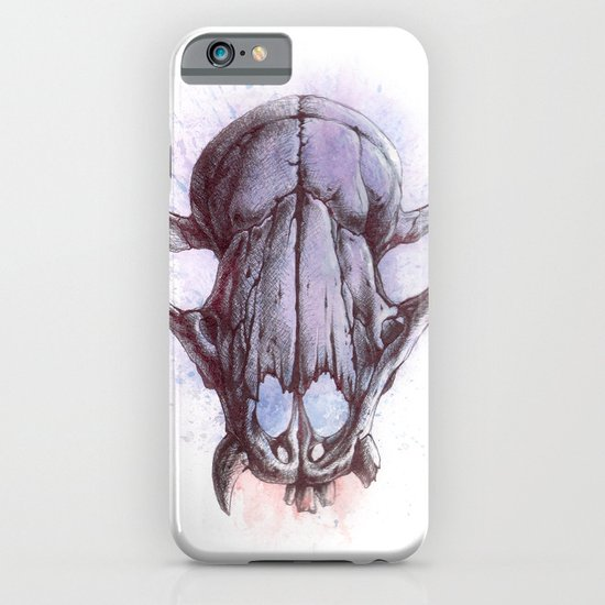 Skull 1 iPhone & iPod Case
