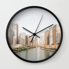 Chicago Grant Park Wall Clock