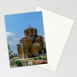 St.Jovan Kaneo,Ohrid,Macedonia Stationery Cards