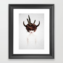 The Tide Framed Art Print
