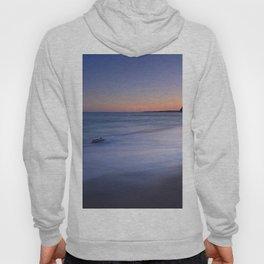 Magic sunset. Algarve beach Hoody
