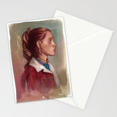 NANCY WHEELER Stationery Cards
