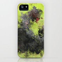 EIGHTEENTH PASSION iPhone Case