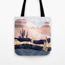 Autumn Desert Tote Bag