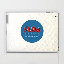 Alki Playground Laptop & iPad Skin