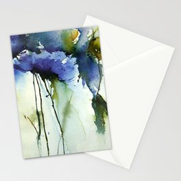 Blue passion Stationery Cards