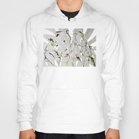 women Hoodies featuring women by KA Art