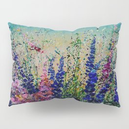 Mile High Wildflowers Pillow Sham
