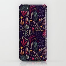 Botanical pattern Slim Case iPod touch