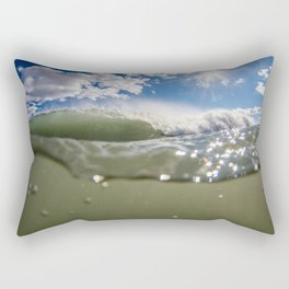 Perceptive Dimensionality Rectangular Pillow